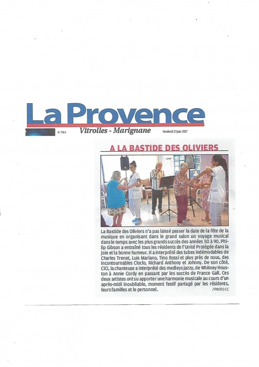 Scan ARTICLE PROVENCE 2