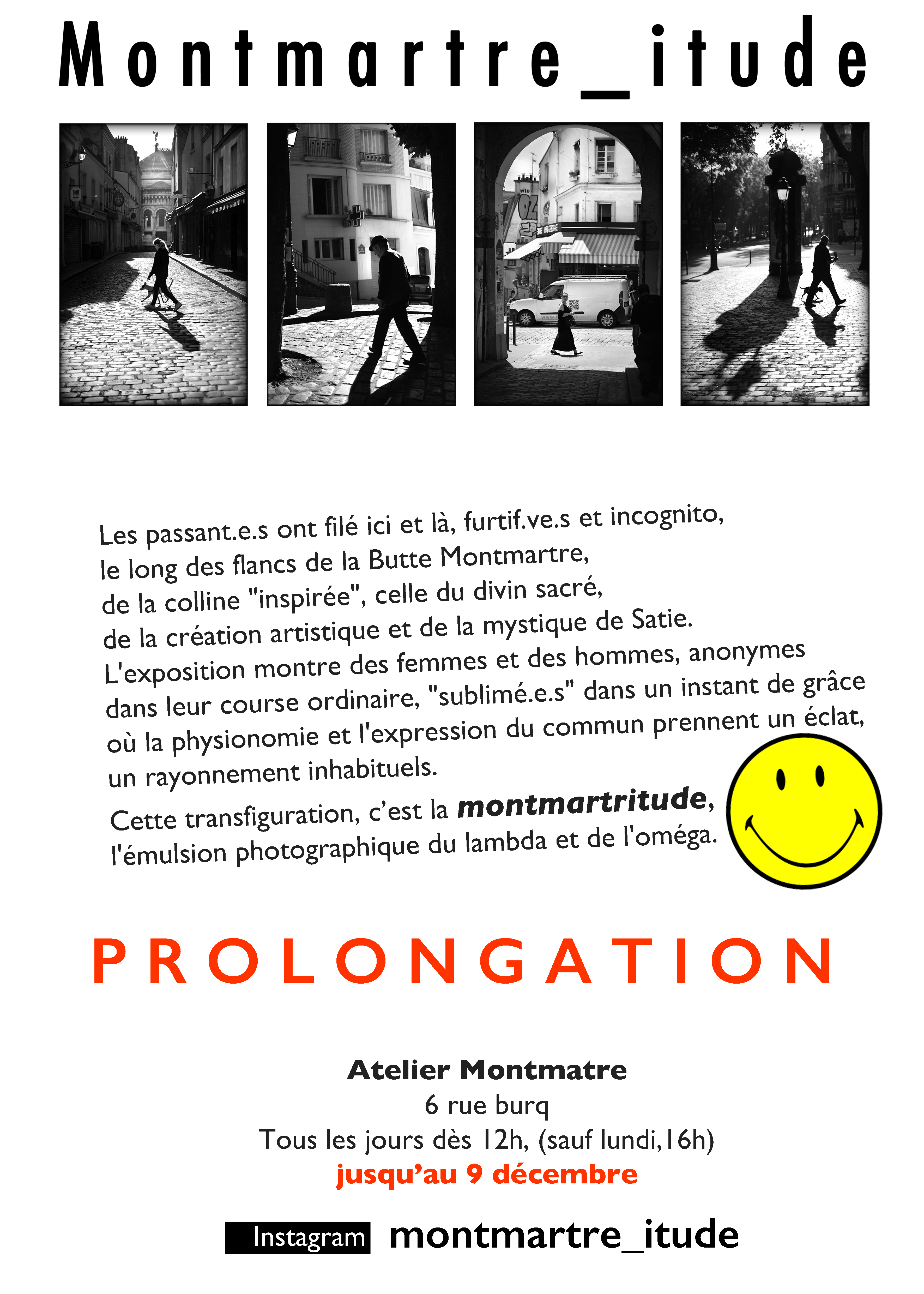Montmartre itude