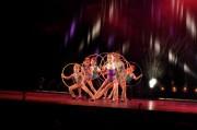 Cirque sur scene