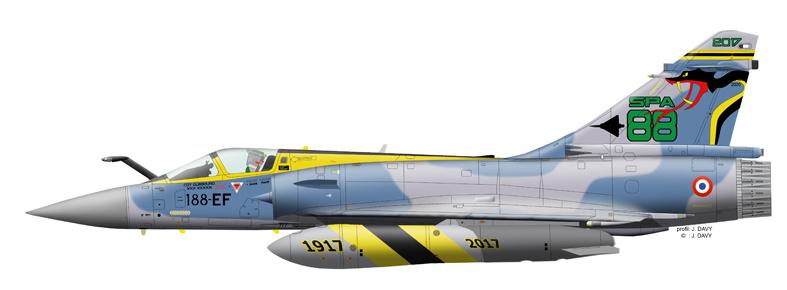 M2 5 SPA88 GAUCHE BIDON ALU