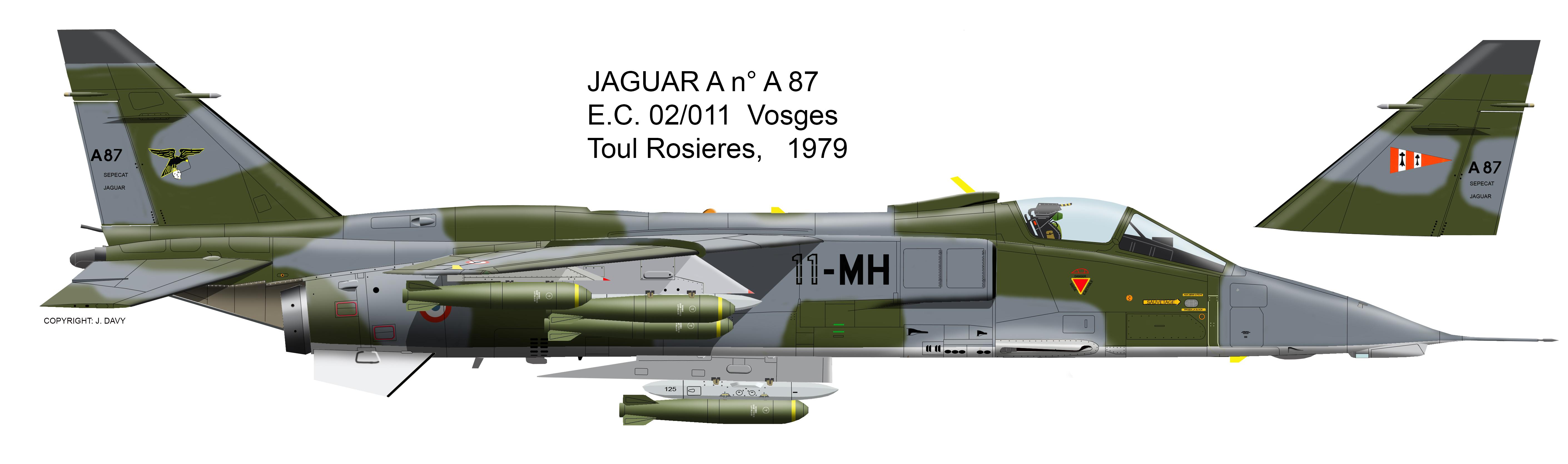 JAGA 11MH 87