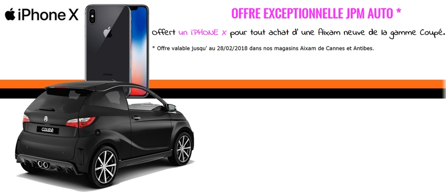 offre iphone x 2