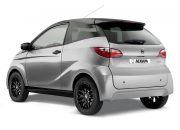 Aixam Coupe Evo 2016 34AR Argent Ombre