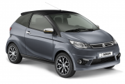Aixam Coupe Premium 2016 34AV Titane TN Ombre