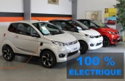 AIXAM 100    ELECTRIQUE CHEZ JPM AUTO