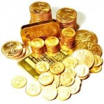 250px Gold coins
