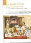 nourriture romaine