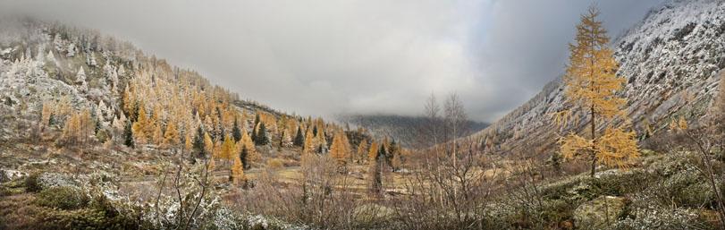 Col des Montets 5 automne