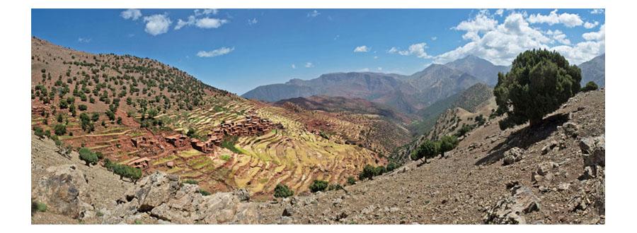 Village de Bouizgane  L Ourika