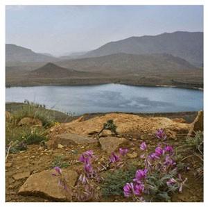 DSC3987 Le Lac Tislit dans le Haut Atlas central copie