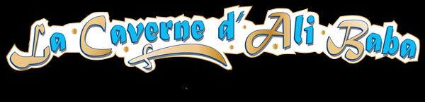 La Caverne dAli Baba Logo 22