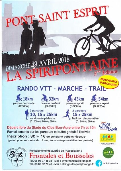 Rando VTT Marche  Trail