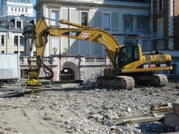 DEMOLITION EVIAN  2