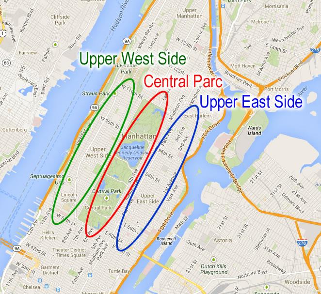 Que Faut Il Voir Quand On Visite New York Upper Town