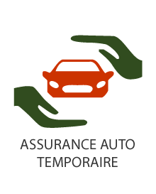assurance auto temporaire
