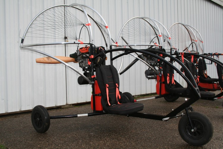 Chariot paramoteur Monoplace Skydream