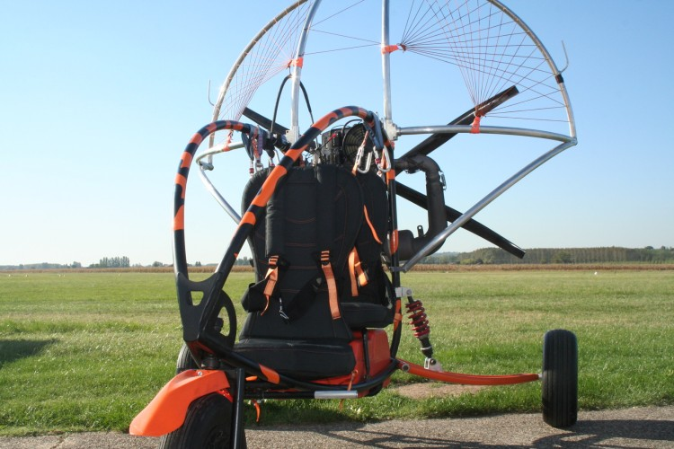 Paramoteur Biplace Skydream max