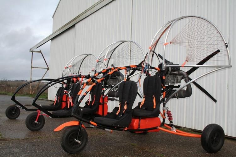 Trike Paramoteur Skydream