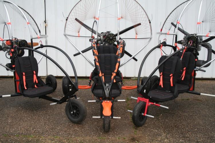 Trike Paramoteur Skydream Parascendance