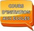 Cours d  initiation aux ecoles