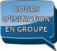 Cours d  initiation en groupe