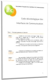 code deontologique IC