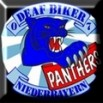 deaf biker panthers