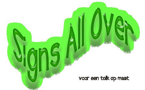 signsallover