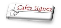 Cafes signes 3D