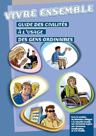 Vivre ensemble   Guide des civilites a la  usage des gens ordinaires