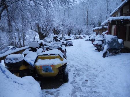 rassemblement hivernal