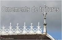 ornements toit cretes T