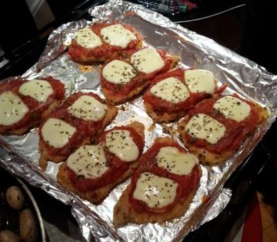 Vitello alla pizzaiola   cuisine sicilienne  2