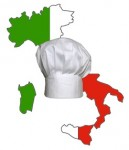 Italia vert toque ronde picc
