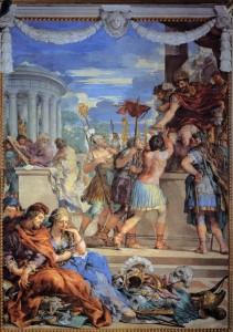 Cortona  Galleria Palatina  Palazzo Pitti  Florence 03
