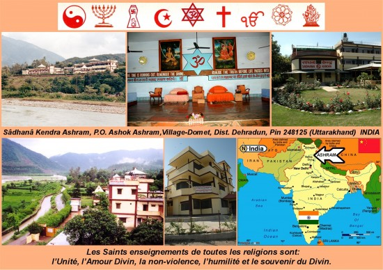 img srchttpwww.spiritualiteetyoga.com image.jpg altSadhana Kendra Ashram