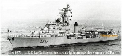 Photo EE La Galissonniere