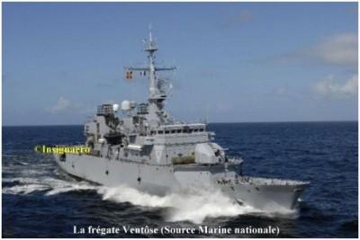 Photo Fregate Ventose
