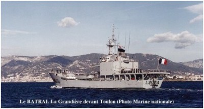 Photo batral La Grandiere