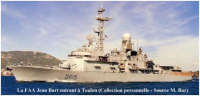 Photo fregate AA Jean Bart