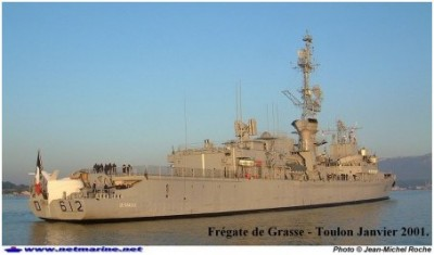 Photo fregate ASM De Grasse