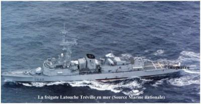 Photo fregate ASM Latouche Treville