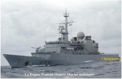 Photo fregate Prairial