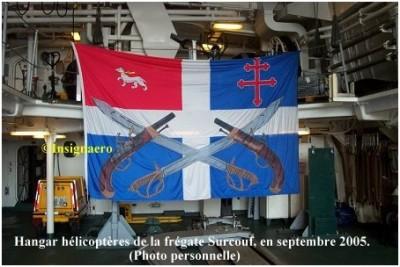 Photo fregate furtive Surcouf
