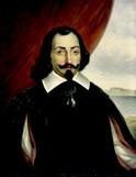 Portrait de Samuel Champlain