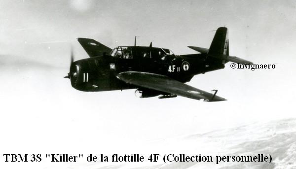 A la 4F TBM 3S Killer
