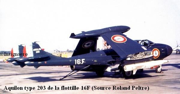Aquilon type 203 de la 16F