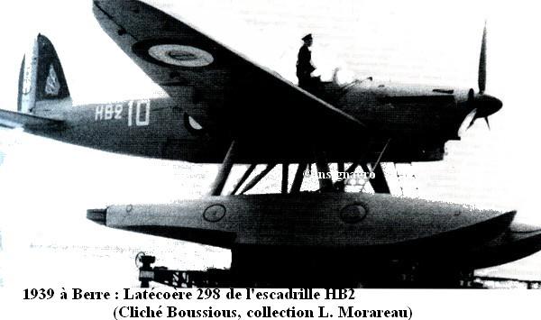 1939  HB2 a Berre  Late298