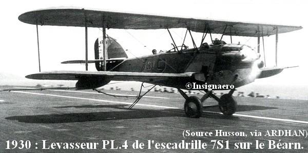 Levasseur PL.4 de l escadrille 7S1