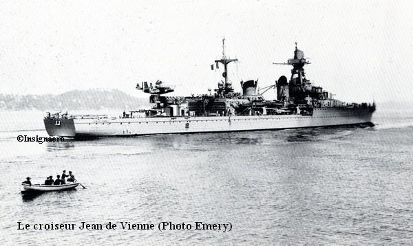 Jean de Vienne croiseur photo